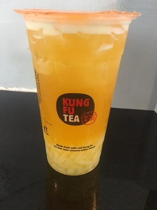 Picture of KF ORANGE GREEN TEA 柳橙绿茶
