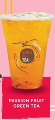 Picture of KF PASSION FRUIT GREEN TEA 百香果绿茶