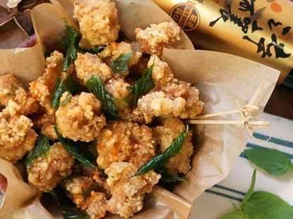 Picture of ViVi 招牌盐酥鸡 Popcorn Chicken