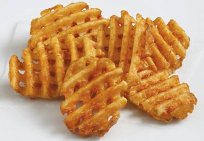 Picture of ViVi 黄金薯格格 Waffle Fries