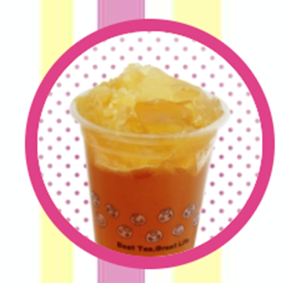 Picture of ViVi 葡萄柚纖果茶 Grapefruit ice jelly