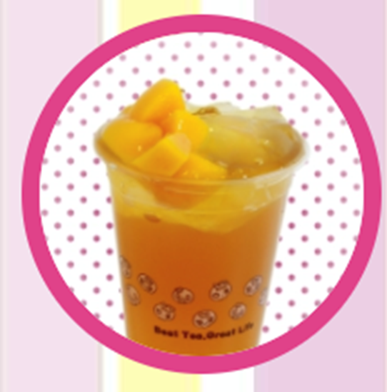 Picture of ViVi 蜜桃纖果茶 Peach ice jelly