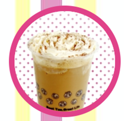 Picture of ViVi Tiramisu milk tea 提拉米蘇奶茶