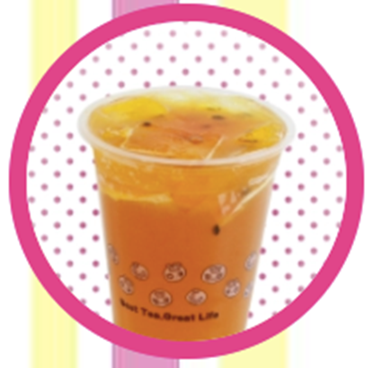 Picture of ViVi Passion fruit tea 百香果绿茶