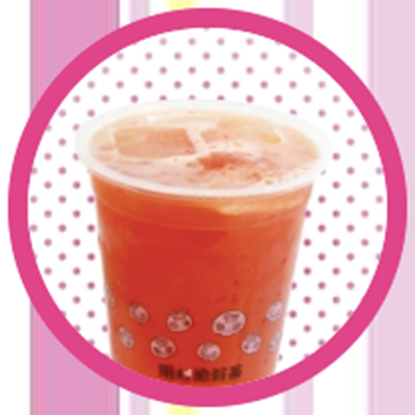 Picture of ViVi Strawberry tea 草莓绿茶